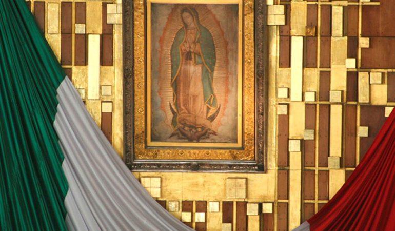Felicidades Santa María de Guadalupe
